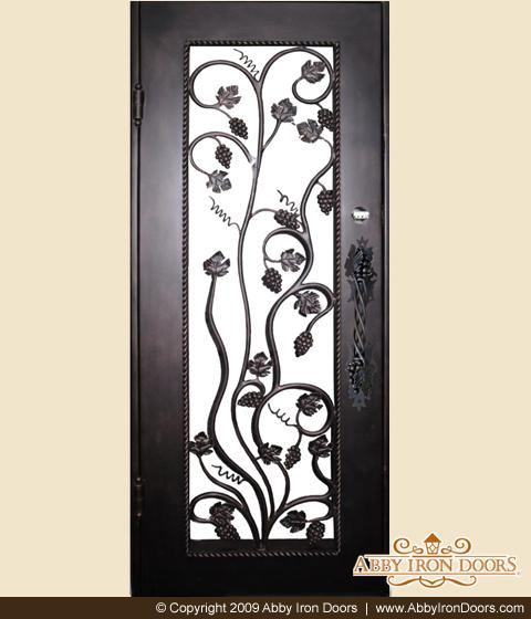 S2335 U2013 Iron Wine Cellar Door