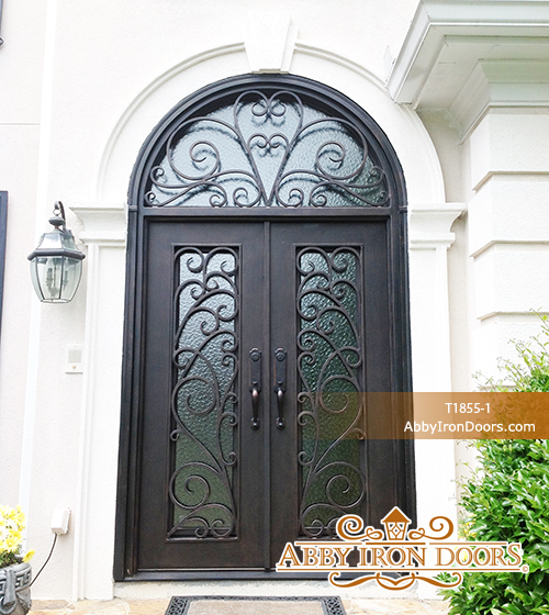 Spring Clean Your Wrought Iron Doors Abby