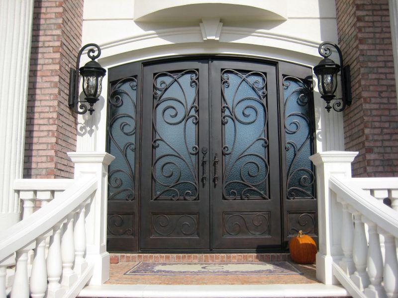 Custom Iron Doors & Wrought Iron Doors \u0026 Windows | Abby Iron Doors