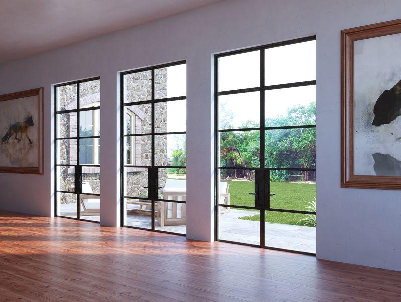 Steel Entry Doors & Wrought Iron Doors \u0026 Windows | Abby Iron Doors